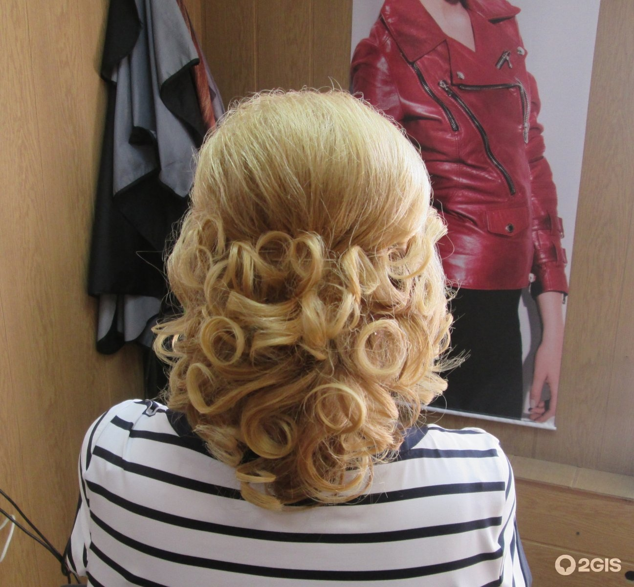 Прически в парикмахерской фото