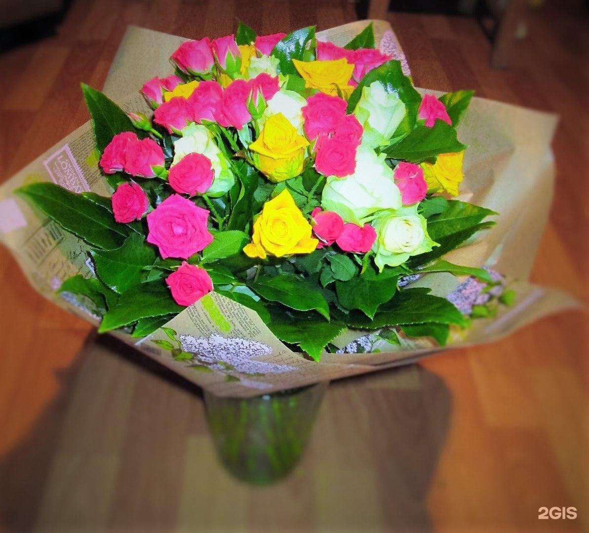 цветы весны и лета фото