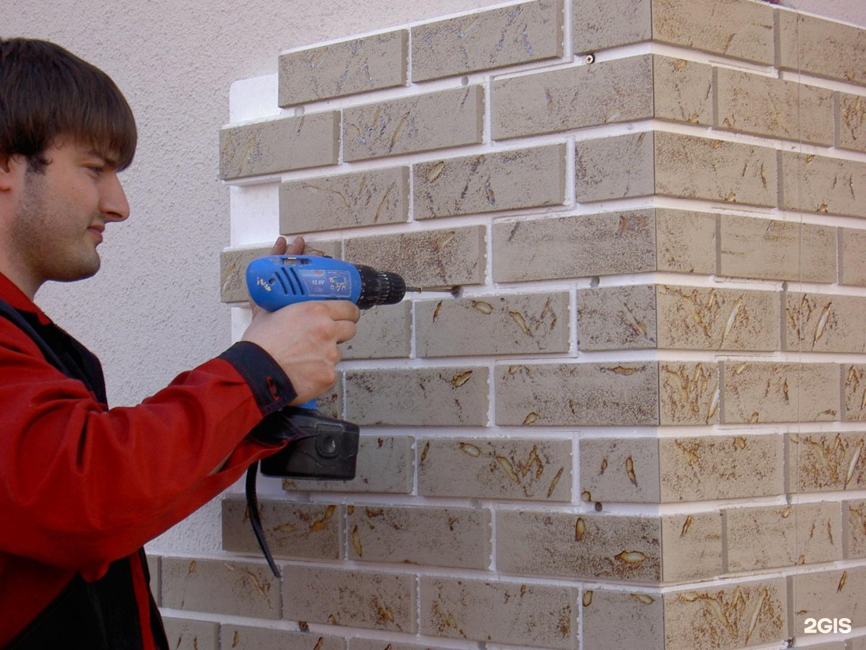 Как монтировать фасадные панели своими руками