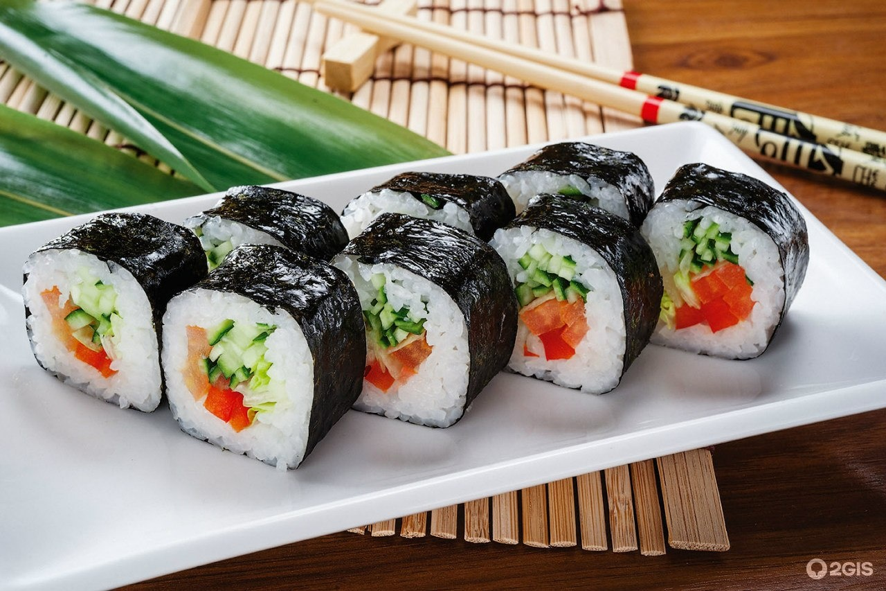 Роллы самурай в домашних условиях рецепты