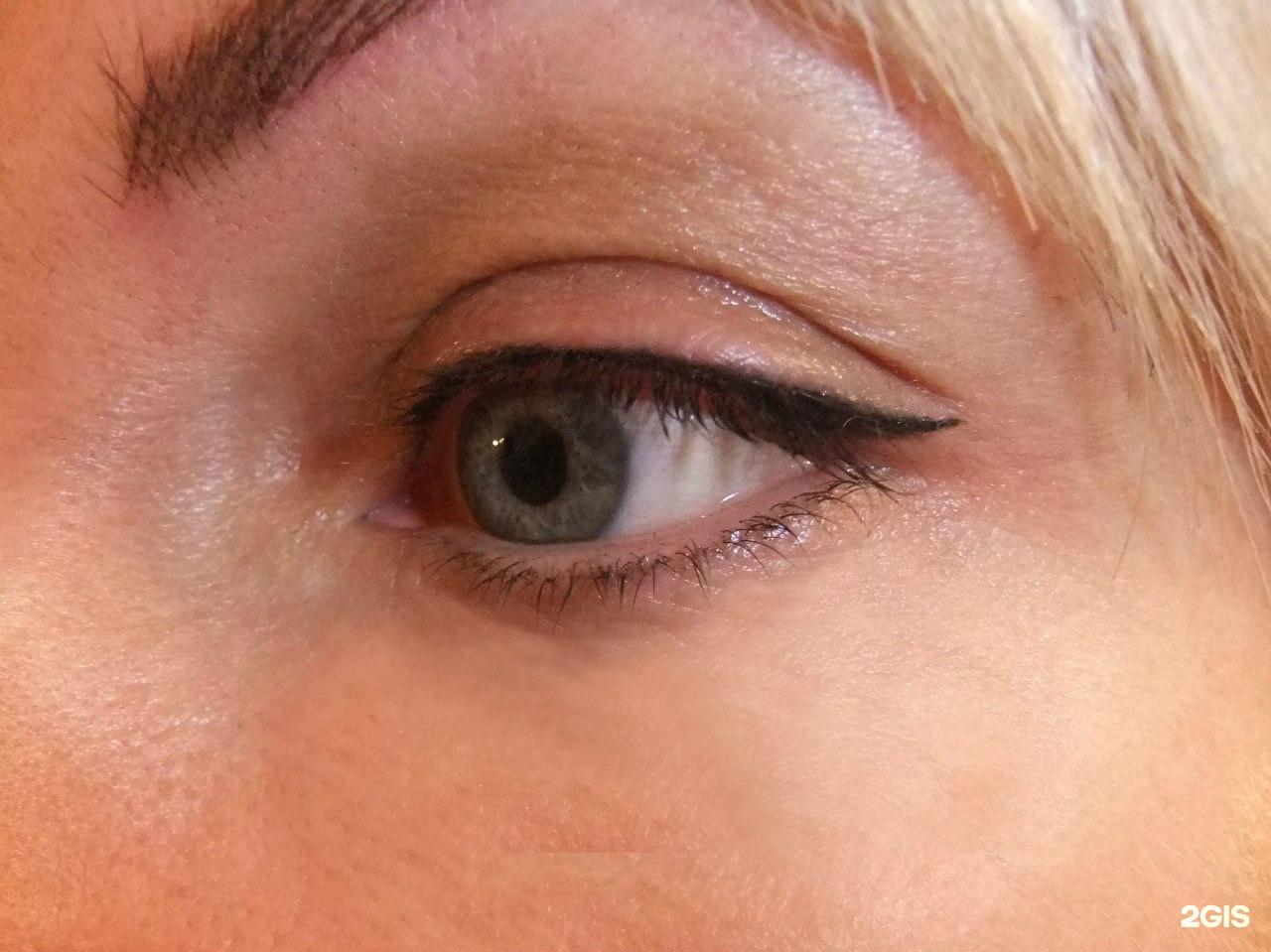 Перманентный макияж глаз: отзывы. Фото до и после. Как делают и сколько