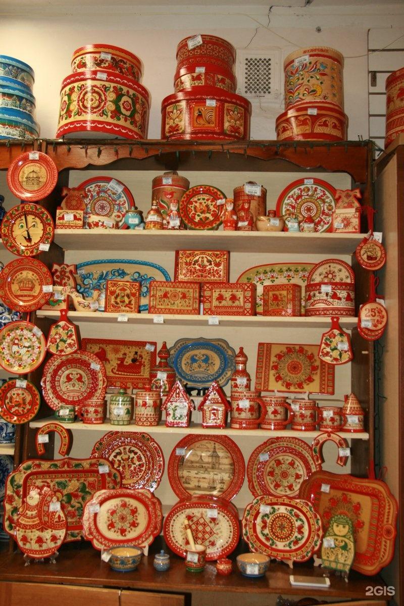 Архангельск подарки и сувениры 78