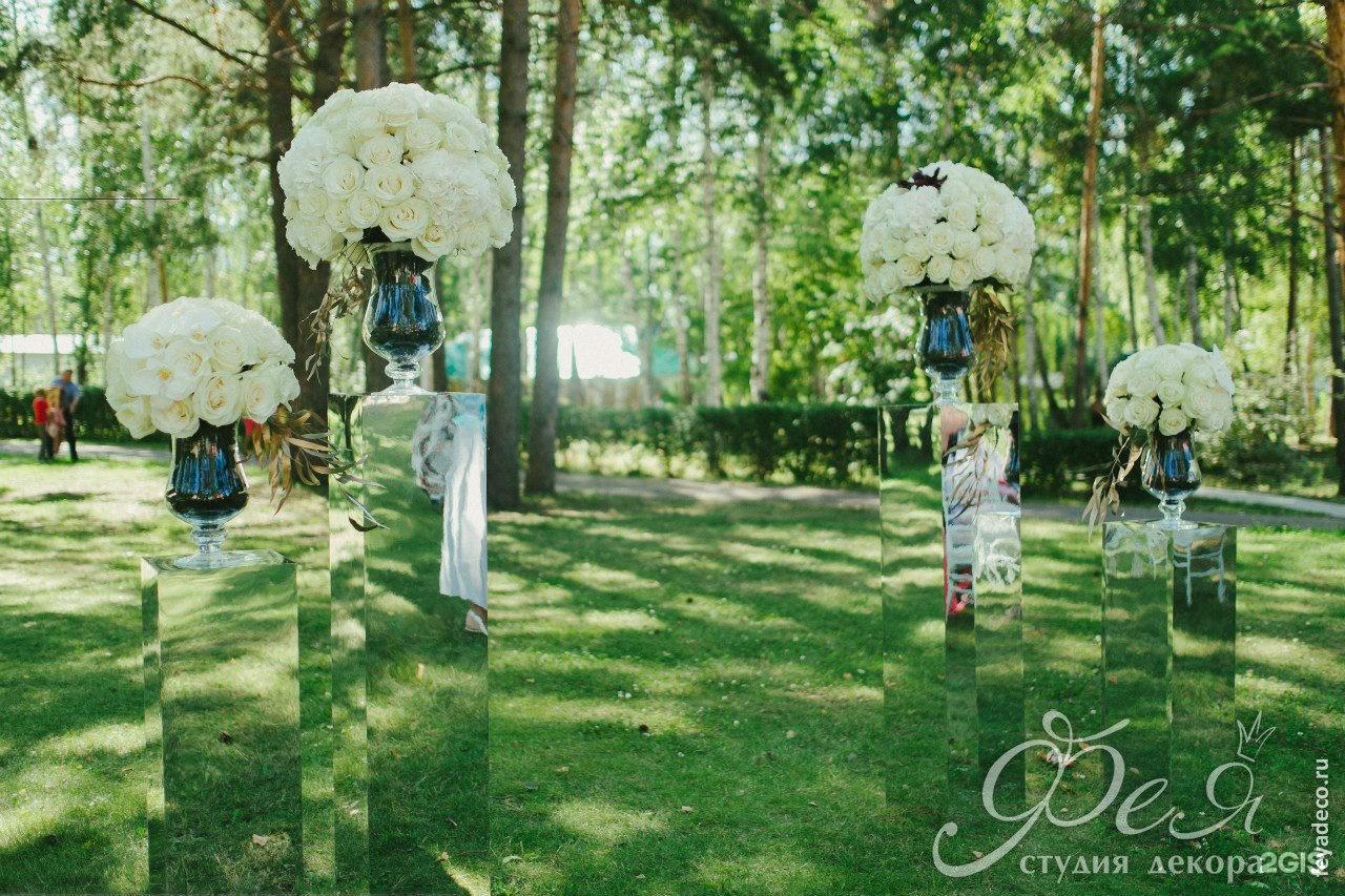 Зеркалки для свадьбы