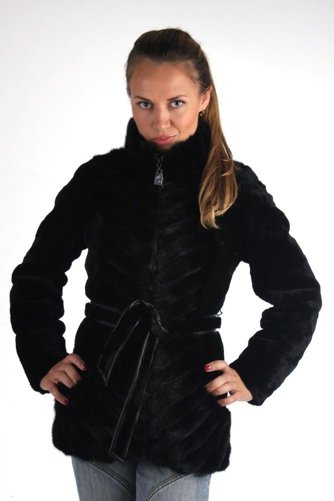 Куртка Из Мутона Женская Купить