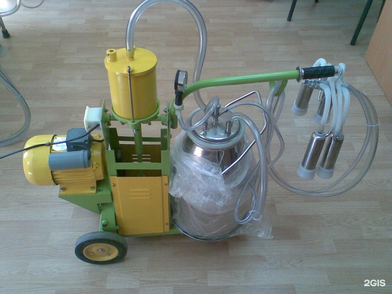 Доильный аппарат для в домашних условиях цена