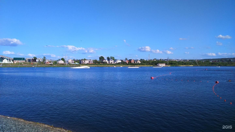 Городской пляж в альметьевске фото