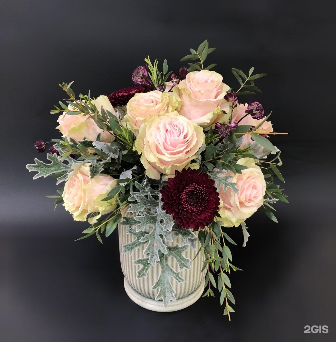 Букет английский, цветы тюмень версаль