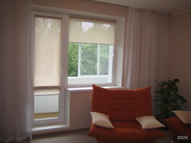 Как подобрать шторы на окно с балконной дверью: виды и реком.