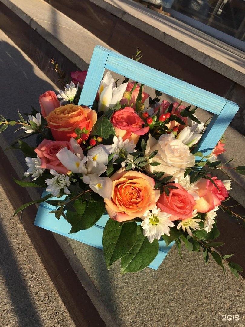 Склад магазин цветов мегафлора, ванда