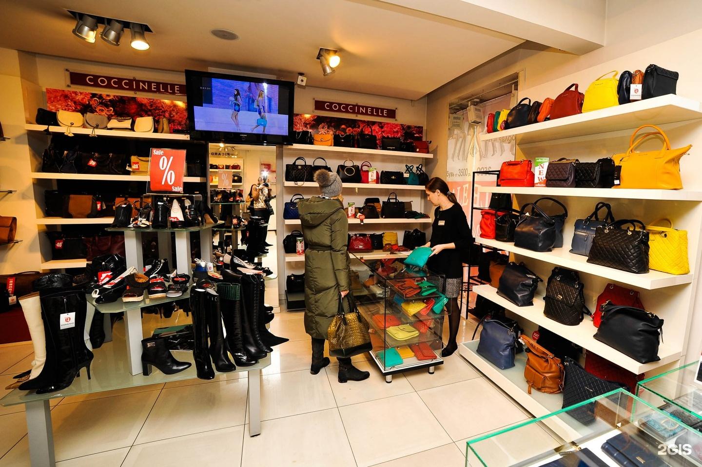 Коко Шанель, магазин обуви и сумок в Курске, Карла Маркса