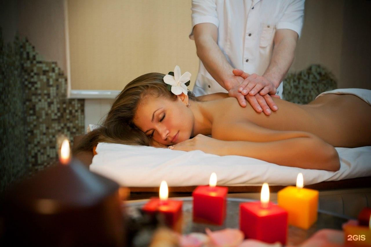 Красивой делает массаж фото #3