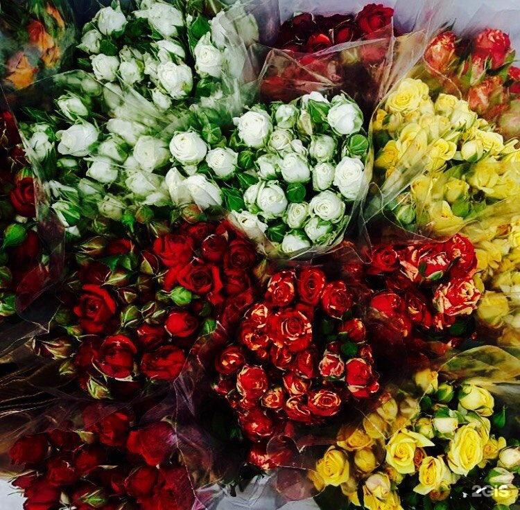 Цветы, оптом цветы в набережные челны