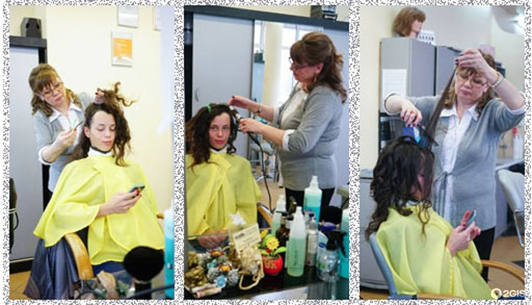 совсем стилист парикмахер зайцева юлия москва тушино фразы выражения диалогов