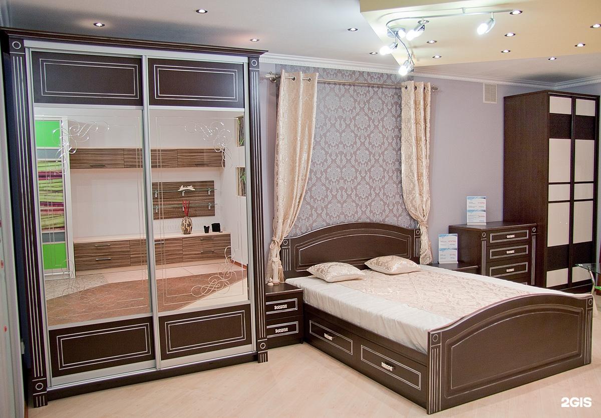 Спальни по индивидуальному заказу.
