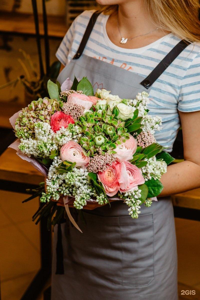 Доставка цветов в твери дешево, золотую