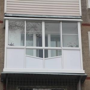 Изготовление балконов в новокузнецке (устройство балконов, л.