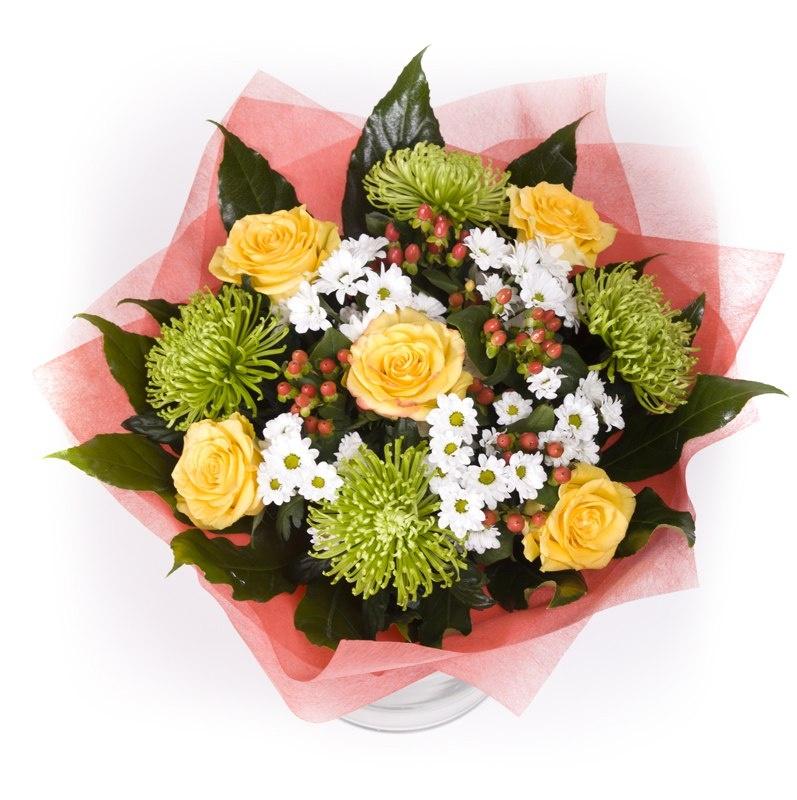 Как собрать простые букеты из живых цветов для начинающих, роз саратове