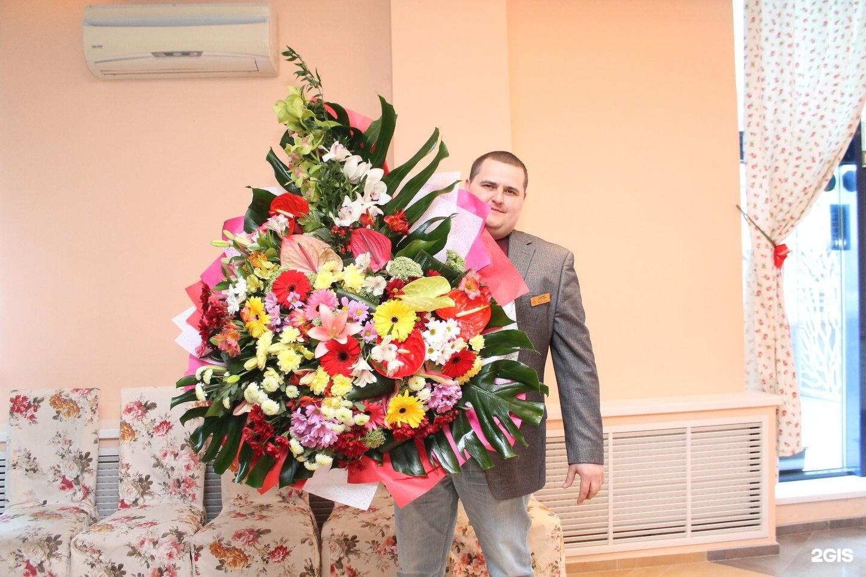 Цветы, доставка цветов по телефону в москве и области