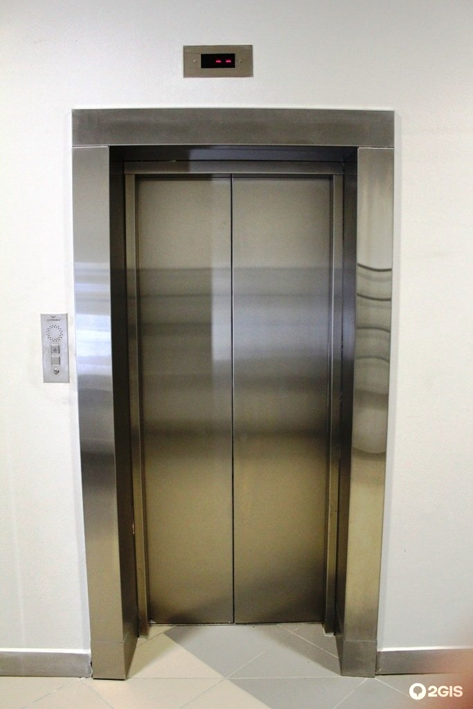 металлические двери лифтовые
