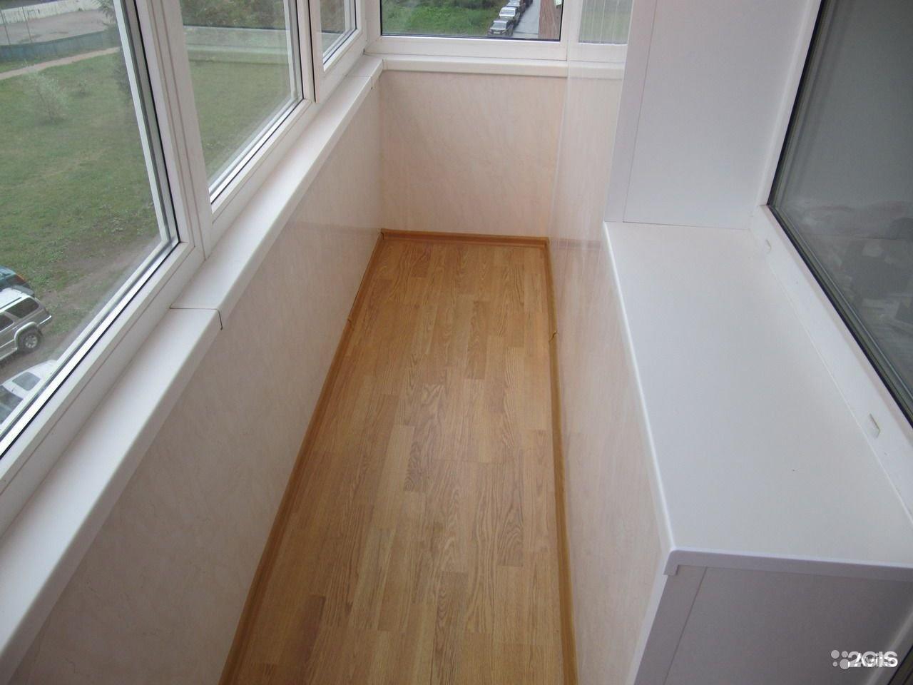 Как дешево сделать балкон..