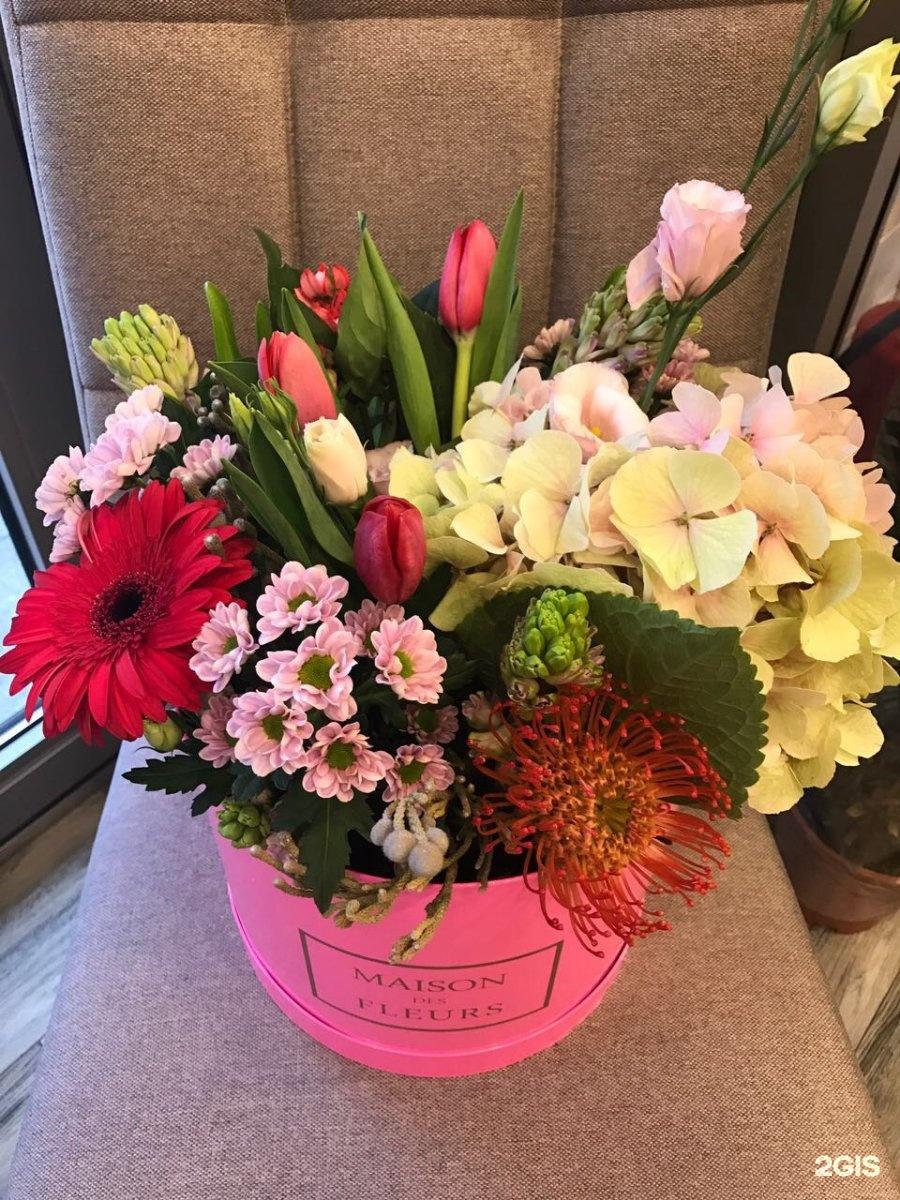 Магазины цветы караганда