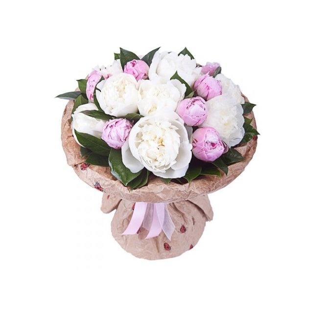 Букет цветов цена в екатеринбурге, букет анютины