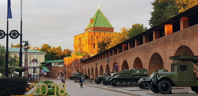 дай нижегородский кремль фото внутри скорбящие